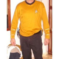 Camisas Da Série Clássica Star Trek (jornada Nas Estrelas)