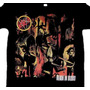 Camiseta -slayer- Reign In Blood ( Nova)
