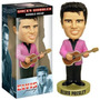 Boneco Funko Bobble Head Elvis Presley O Rei Do Rock Pop