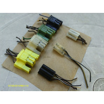 Conectores/botão Do Vidro E Retrovisores Elétricos Do Monza