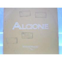 Alcione Toque Macio Lp Vinil Disco Single Rca 1988