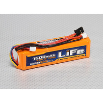 Bateria De Life 3s 9.9v 1500mah Transmitter Pack
