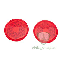Lente Lanterna Traseira Fusca Split Oval - Vintagewagen