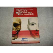 Livro Dicionário Termos Técnicos De Saúde