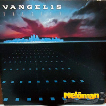 Vangelis 1990 The City Lp Com Encarte