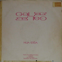 Gal Costa - Nua Idéia - Lp Single Rca 1990
