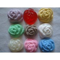 100 Mini Rosas De Sabonetes P/ Lembrancinhas !!!