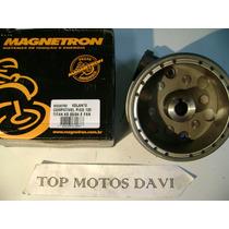 Volante Do Magneto De Bobinas Moto Honda Titan 125 Ks 03/04