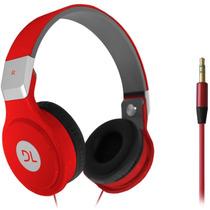 Fone De Ouvido Citysound Fn005 Dl- Vermelho Para Eletrônicos