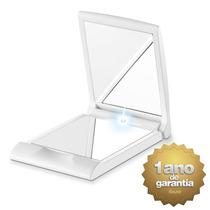 Espelho De Aumento (2x) De Bolso Iluminado Bs05 - Beurer