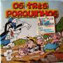 Cd Os Tres Porquinhos -lacrado! -orig(cdlandia)