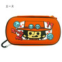 Case Playstation One Piece Travel Pouch Cartuchos Cabos Psp