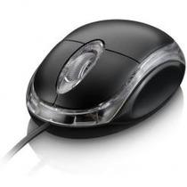 Mouse Ótico Ps2 Multilaser Classic Modelo M0031 Preto Novo