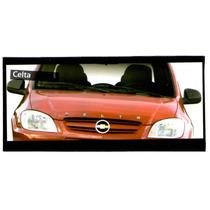 Emblema Letreiro Capô Chevrolet Celta(cromado) Todos
