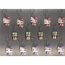 Kit 40 Lembrancinhas* Hello Kitty E Sapinho Keropi* Biscuit