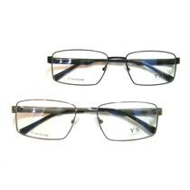 Armação Em Titânio / Titanium - Para Óculos De Grau - Leve