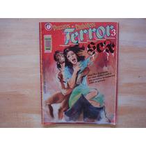 Revista Terror Sex Nº 03 - Quadrinhos Eróticos