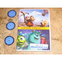 Dvd Duplo Up Altas Aventuras + Monstros S.a. (2009)