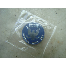 Ficha Plastica - United States Special Mint Set Aguia 26mm