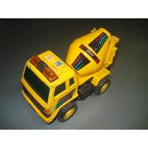 Caminhão Betoneira De Brinquedo