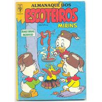 *sll* Gibi - Almanaque Dos Escoteiros Mirins N. 04 - 1988