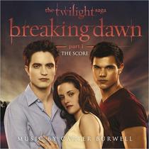 Cd Twilight Crepúsculo Amanhecer Pt 1 = Trilha Score [eua]