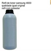 Toner Refil 1kg Samsung Scx 4600 Scx 4623f 4623fn 4623fl