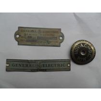 M151 Emblema Maquina De Costura Antiga General Electric
