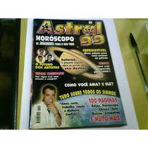 Revista Astral 99 Horóscopo De João Bidu Para O Ano Todo