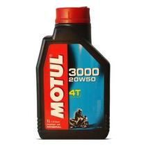 Oleo Lubificante Motul 3000 Sa 20w50.