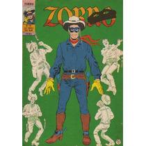 Zorro Nº 33 - 4ª Série Revista Em Quadrinhos Ebal