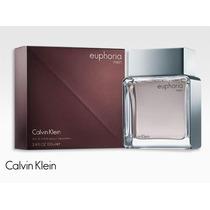Perfume Euphoria Men 100ml Calvin Klein 100%original Lacrado