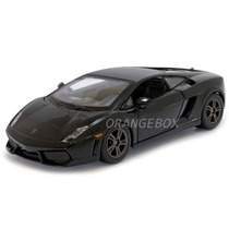Lamborghini Gallardo Lp 560-4 1:24 Maisto 31291-preto