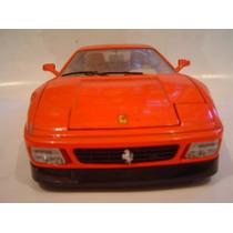 Ferrari 348 1989 Da Burago 1:18