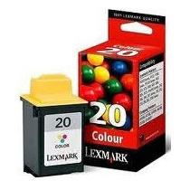 Cartucho Lexmark 15m120 Colorido Original Frete Grátis Sp