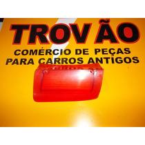 Opala 73/74 Lente Da Lanterna Dianteira Nova Acrílico