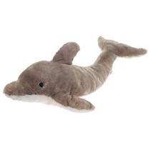 Golfinho Marinho Pelúcia Grande Luxo Temos Baleia Tubarão