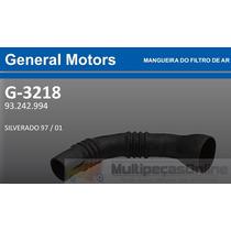 G3218 Mangueira Filtro Ar Gm Silverado Diesel 97/01 93242994