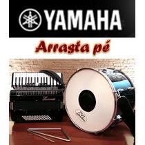 Ritmos Yamaha - Arrasta Pé