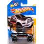 Toyota Tundra Preta 40/50 Hotwheels 2012 New Models