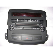 Painel Central Cd E C. Bordo Mitsubishi Outlander 08 -09
