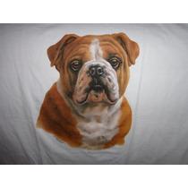 Camisetas Com Estampas De Bull Dog Inglês