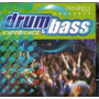 Cd Drum & Bass Experience - Paradoxx Music - Novo Lacrado***