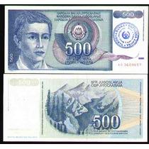 Bósnia (república Islâmica) 1992 - Provisório 500 D (nº 1)