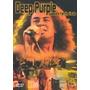 Dvd Deep Purple - Masters From The Vaults Spectra Nova
