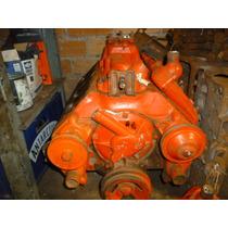 Motor Flathead, V8 - 8ba - Big Block 110hp