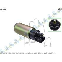 Bomba De Combustível Logus 1.6 1.8 94/... Gasolina - Gauss