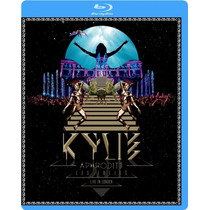 Blu-ray 3d Kylie Minogue Aphrodite Les Folies Live In London