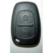 Renault Clio 00/.. - Capa Da Chave Do Telecomando Chaveiro