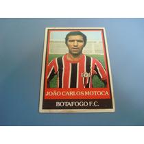 Card Ping Pong 184 João Carlos Motoca Botafogo-sp